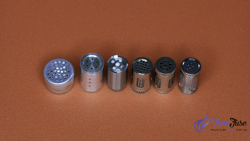 Dosing Capsules for Vaporizers