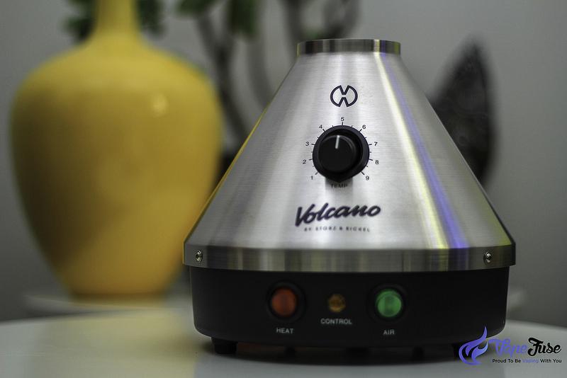 Volcano Classic Desktop Vaporizer.