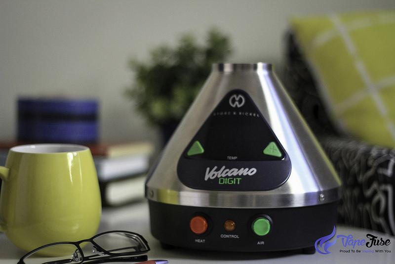 Volcano Digit Desktop Balloon Vaporizer