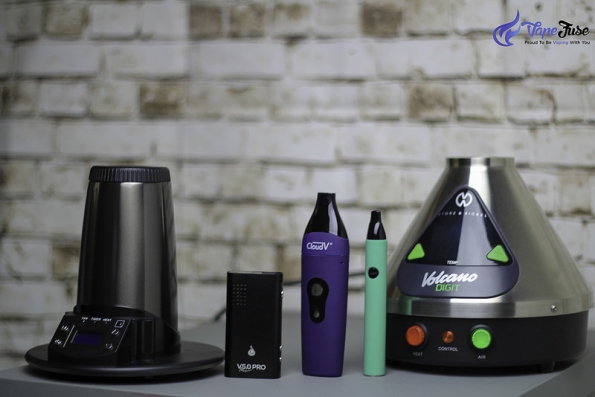 Herbal Vaporizers - buying a dry herb vaporizer