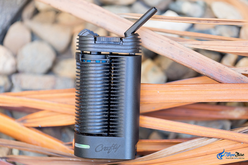 Crafty Portable Vaporizer by Storz and Bickel
