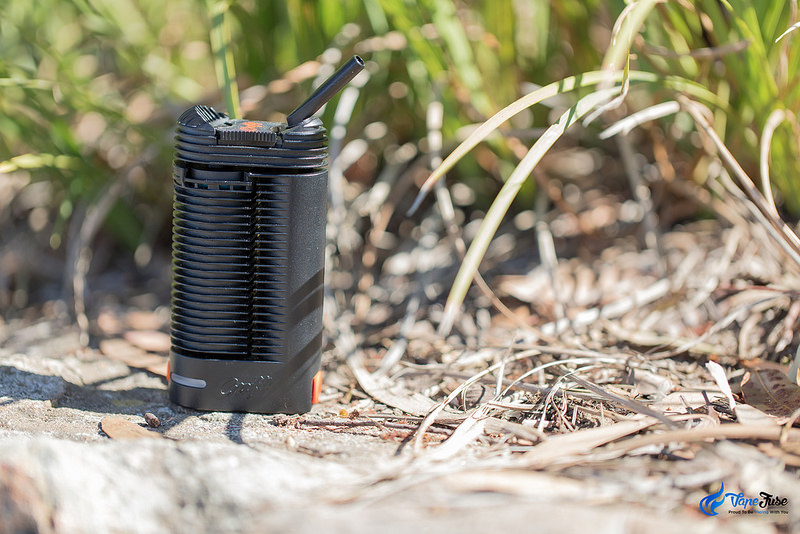 The Crafty Portable Vaporizer by Storz and Bickel