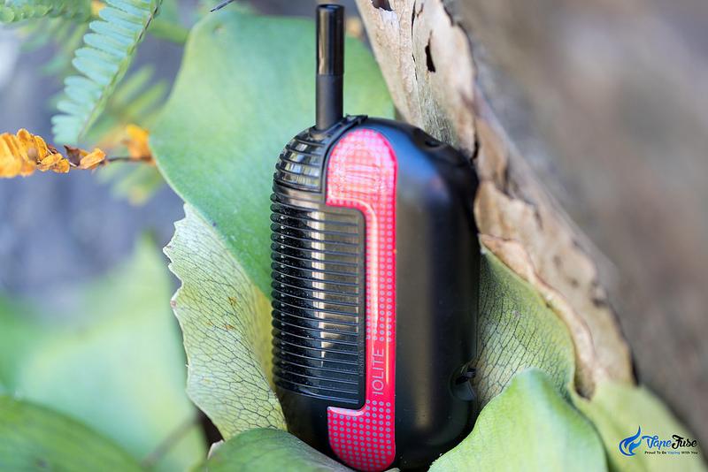 Iolite Original Gas Powered Portable Vaporizer Review [VIDEO]