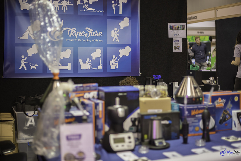 VapeFuse VapeFuse at the Hemp Health and Innovation Expo Melbourne, Australia