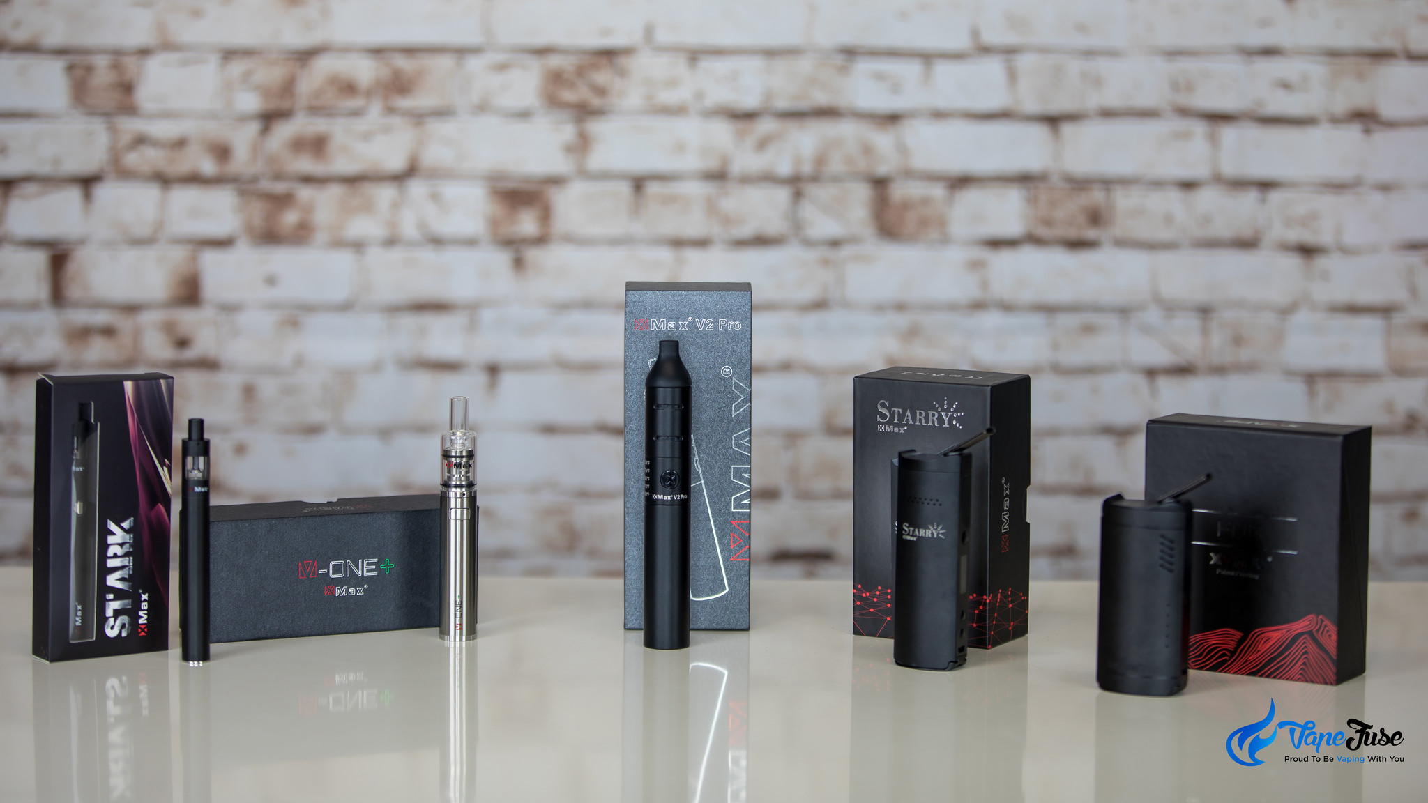 Meet the X Max Line of Portable Vapes