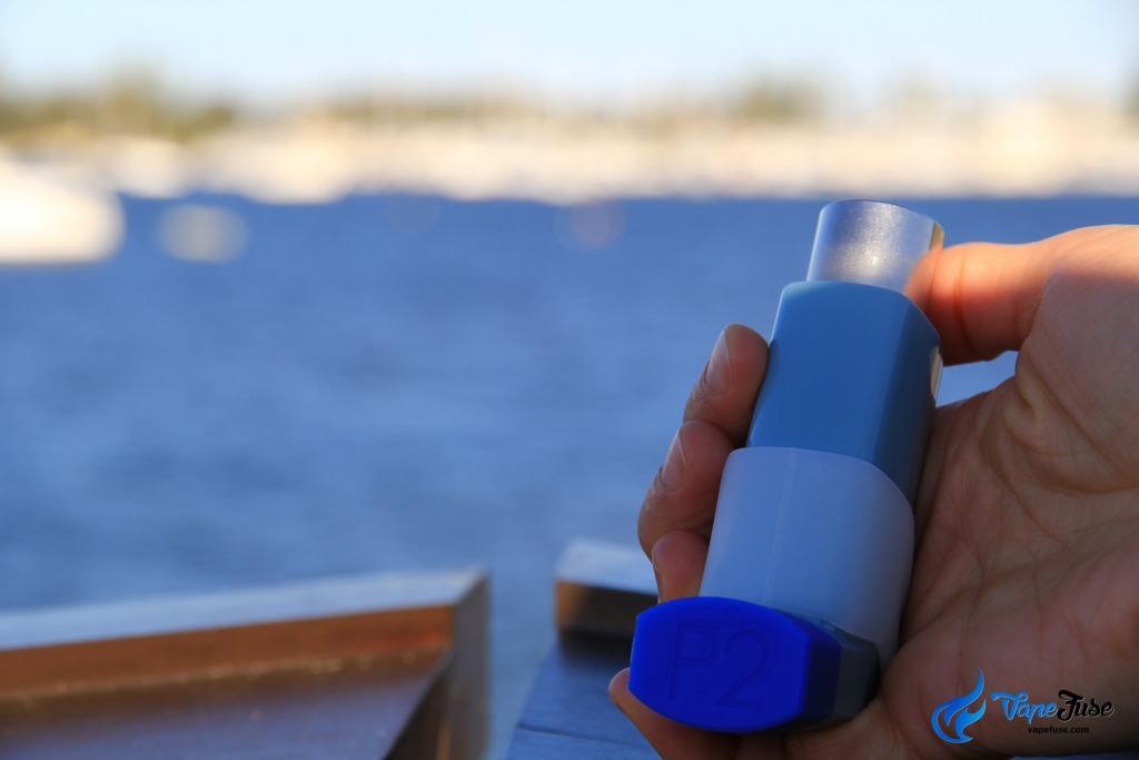 Puffit 2 discreet portable vaporizer