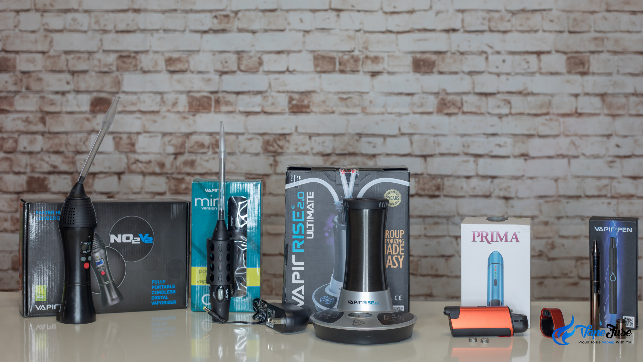 Vapir Through the Years: A Look Back at One of Vaping's Pioneers