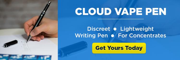 Cloud Vape Pen - CTA