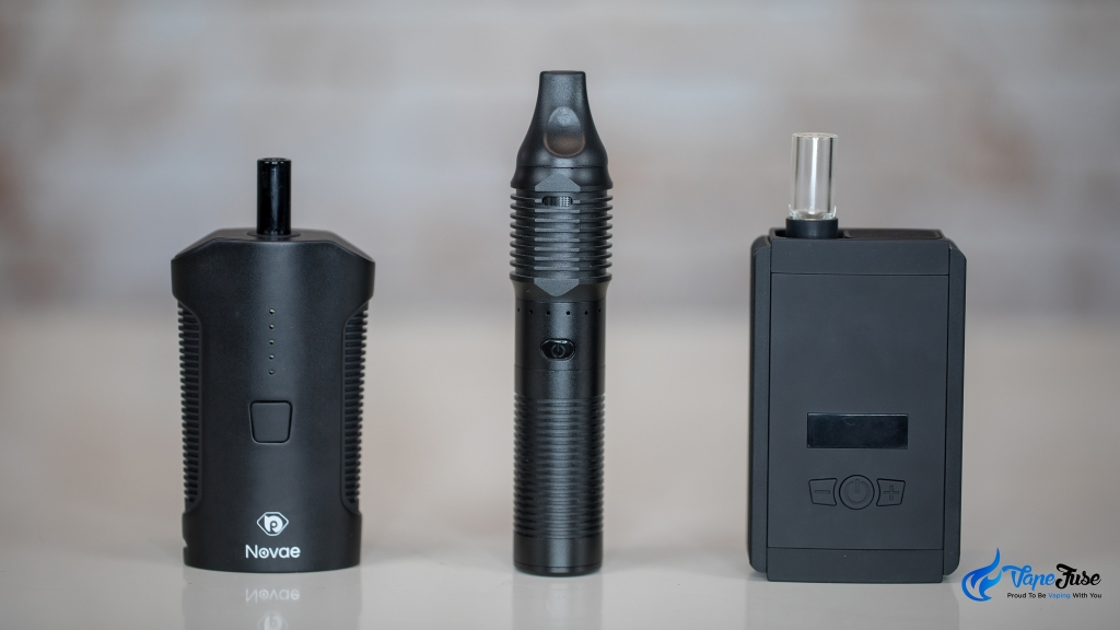 TopBond Portable Vaporizers - Novae, Torch and Odin