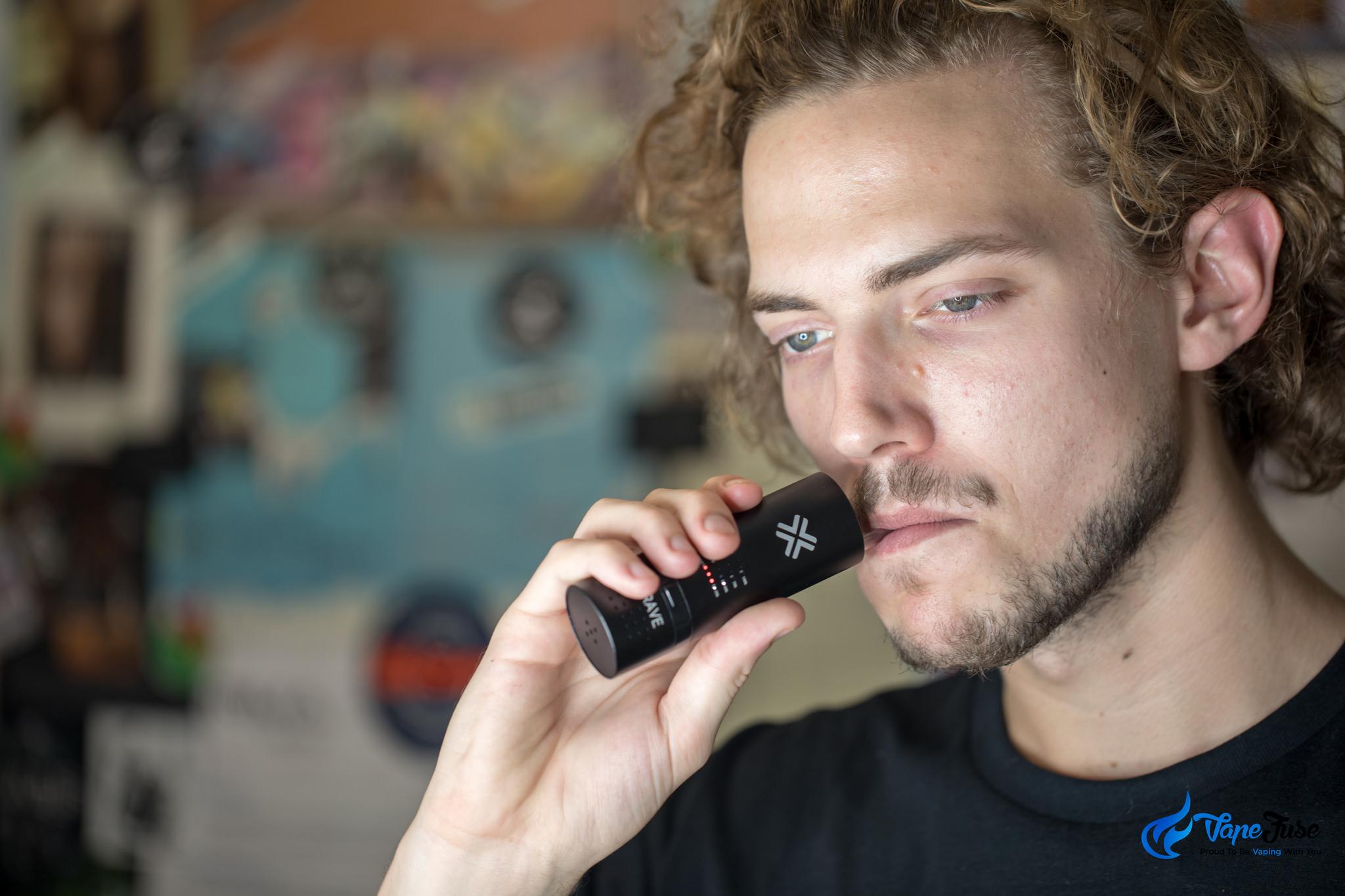 Crave Cloud Portable Vape: VapeFuse Exclusive First Review [VIDEO]
