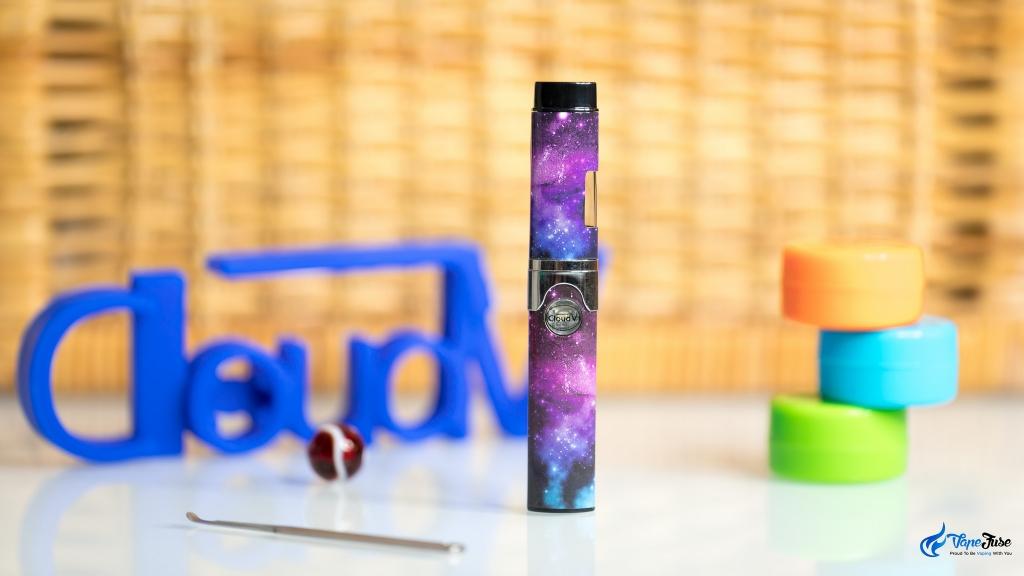 The Best Portable Vapes Under $100 - Cloud Platinum Galaxy