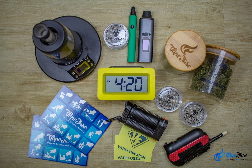 Vaping & 4/20: What You Need to Make Your 4/20 Legendary