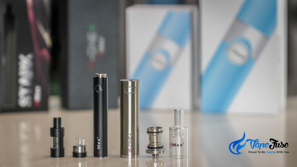 what is an atomizer x max pens