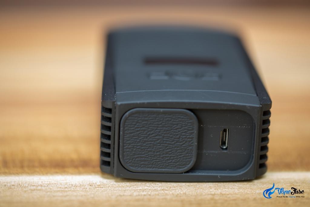 TopBond Odin Portable Vaporizer - charging port