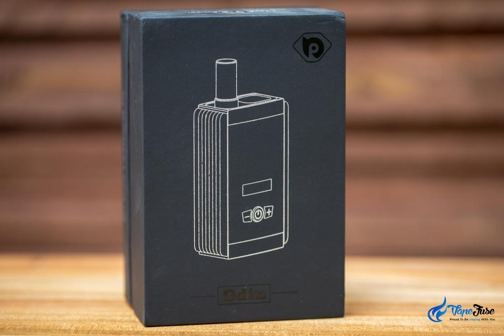 TopBond Odin Portable Vaporizer - box