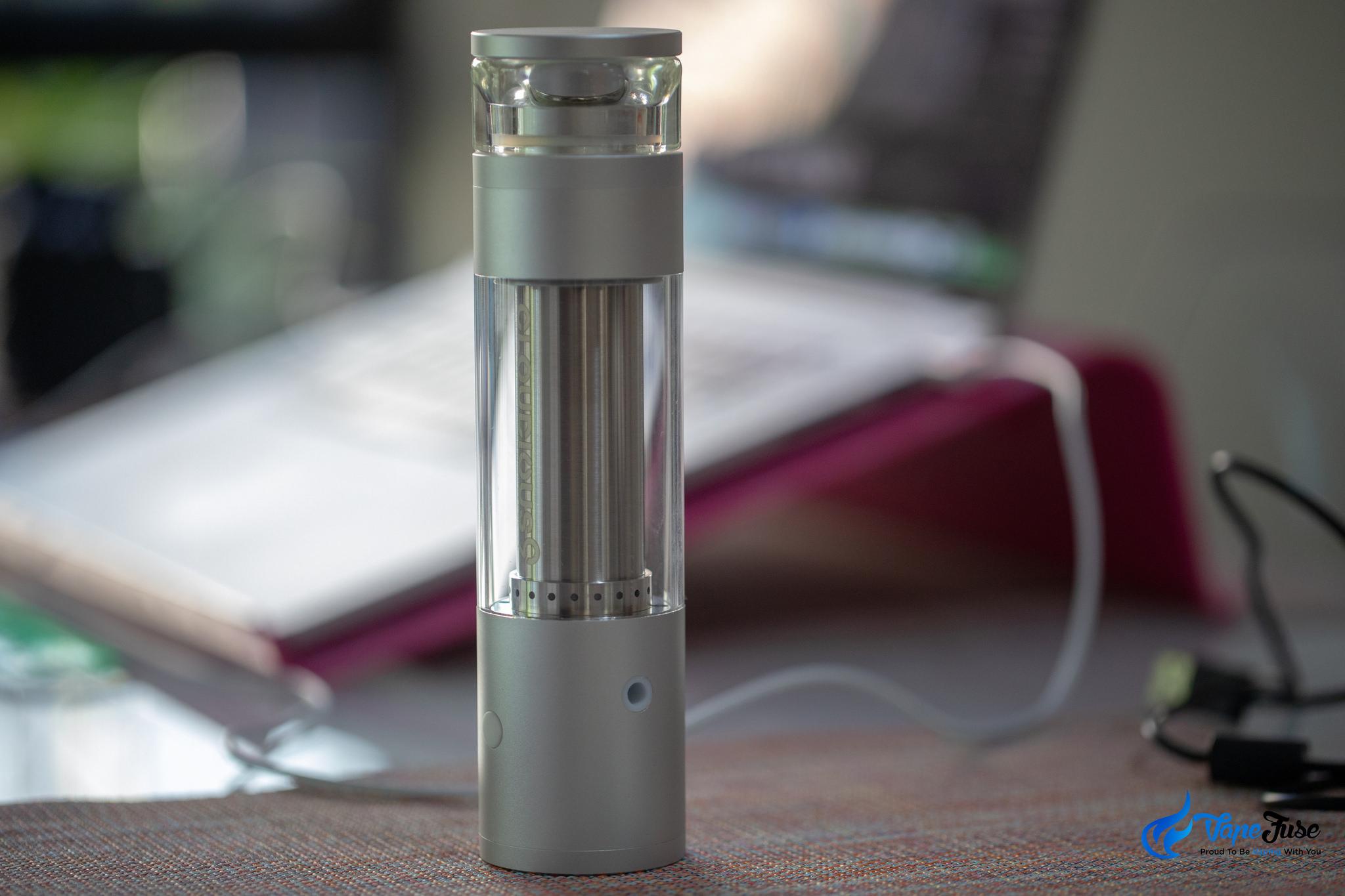 VapeFuse First Look: Hydrology9 Premium Portable Vape
