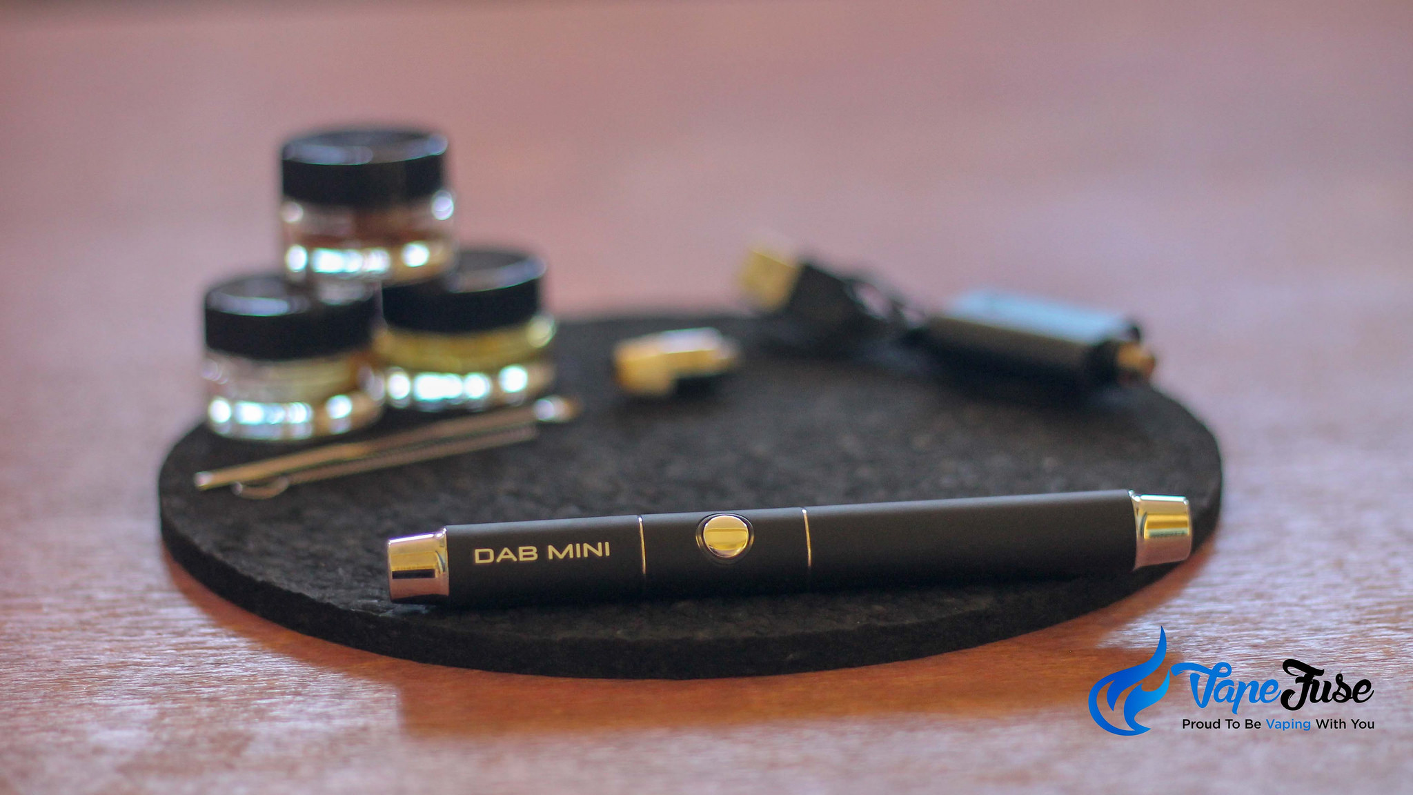 iFocus Dab Mini Portable Wax Pen: Concentrated Review