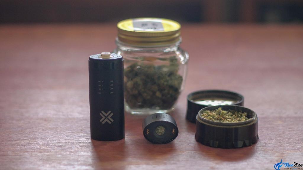cannabis vaping