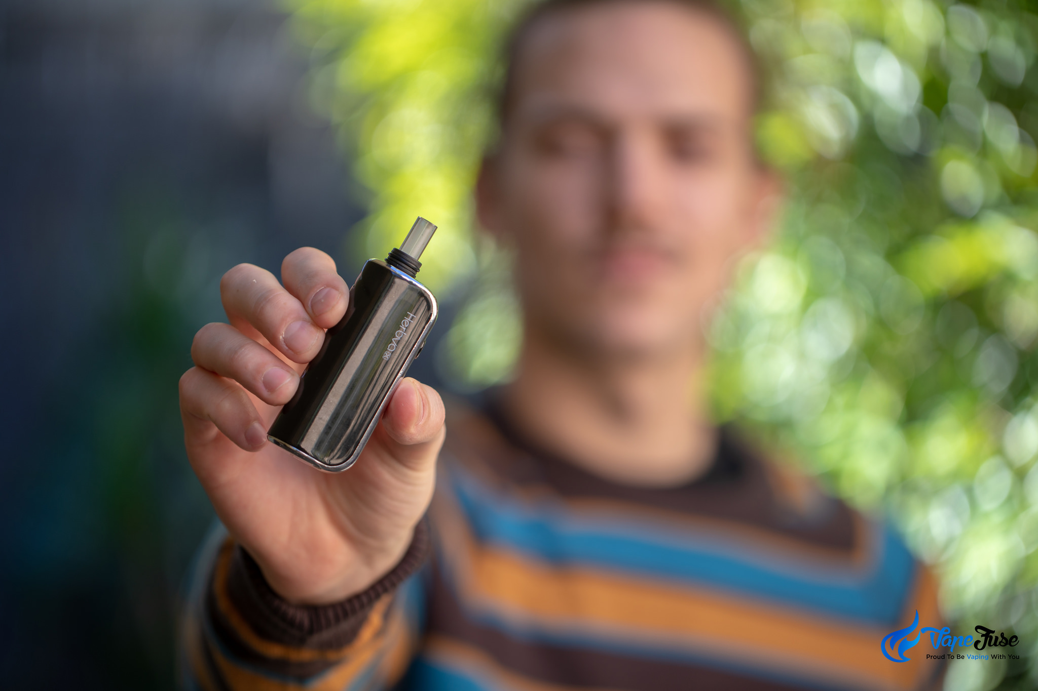 Quick Review: The Airistech Herbva X Portable Vape for Dry Herb