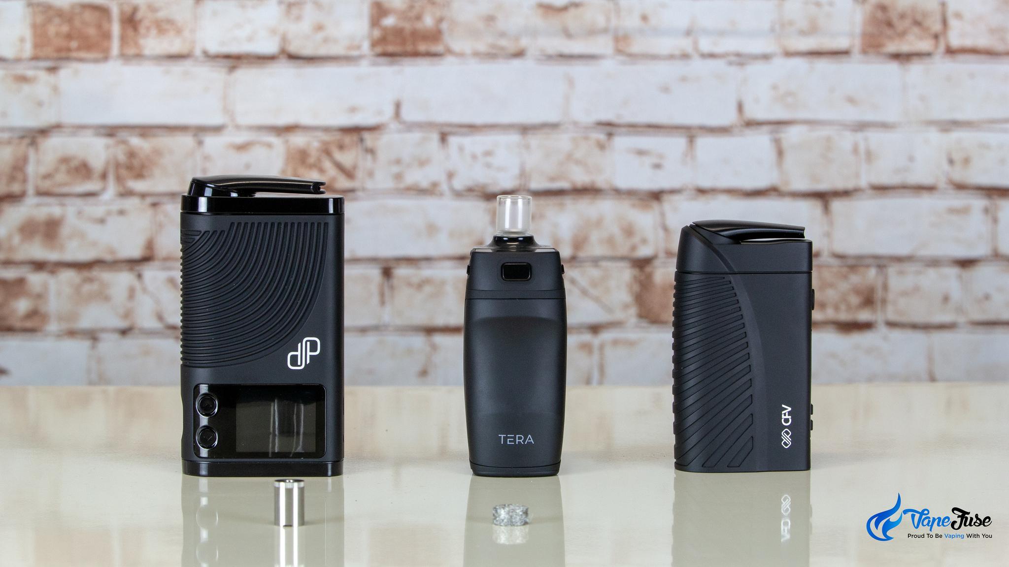 Boundless Technology Portable Vapes: Meet the CFV, CFX & Tera