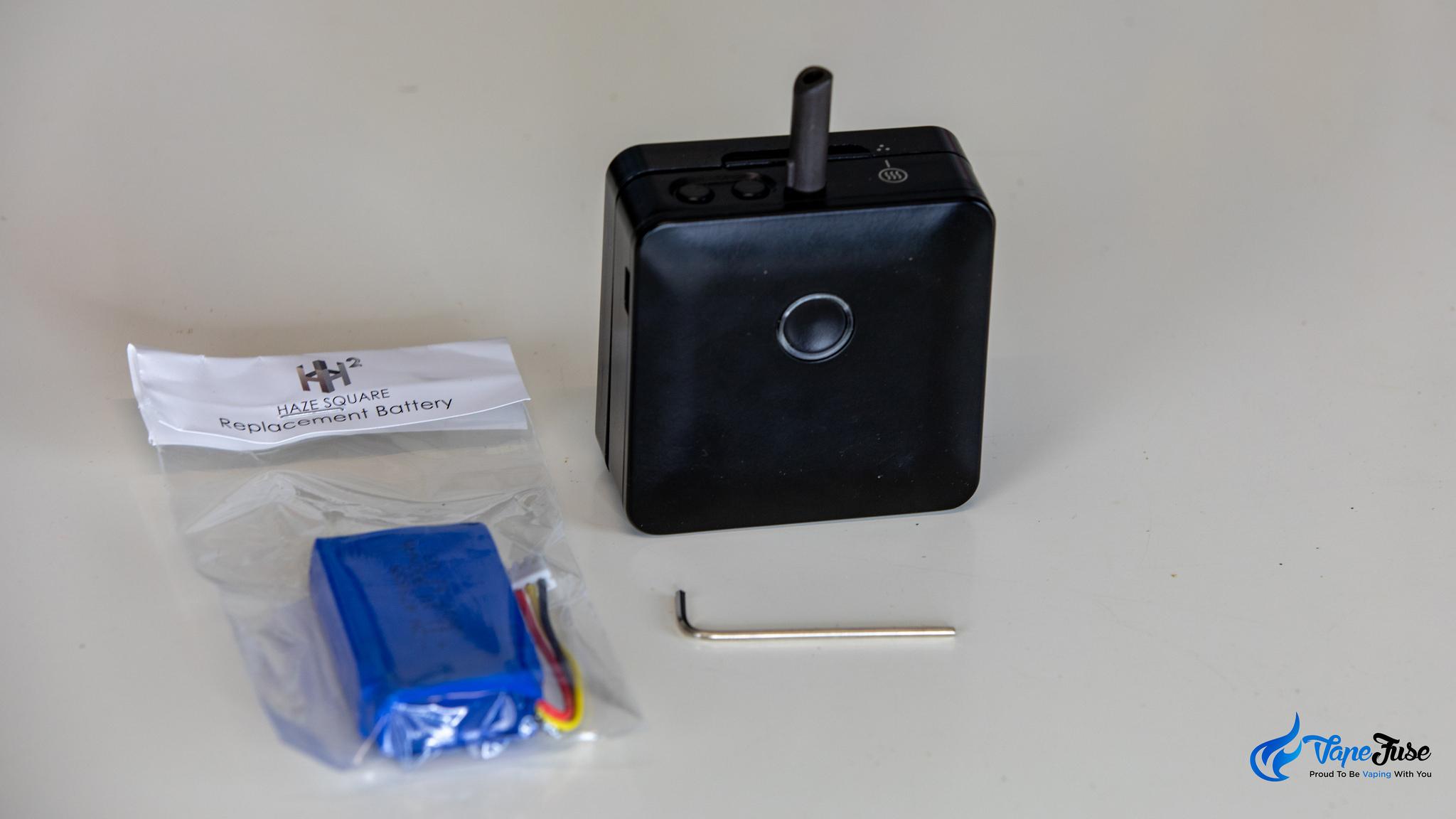 Haze Square Vape battery