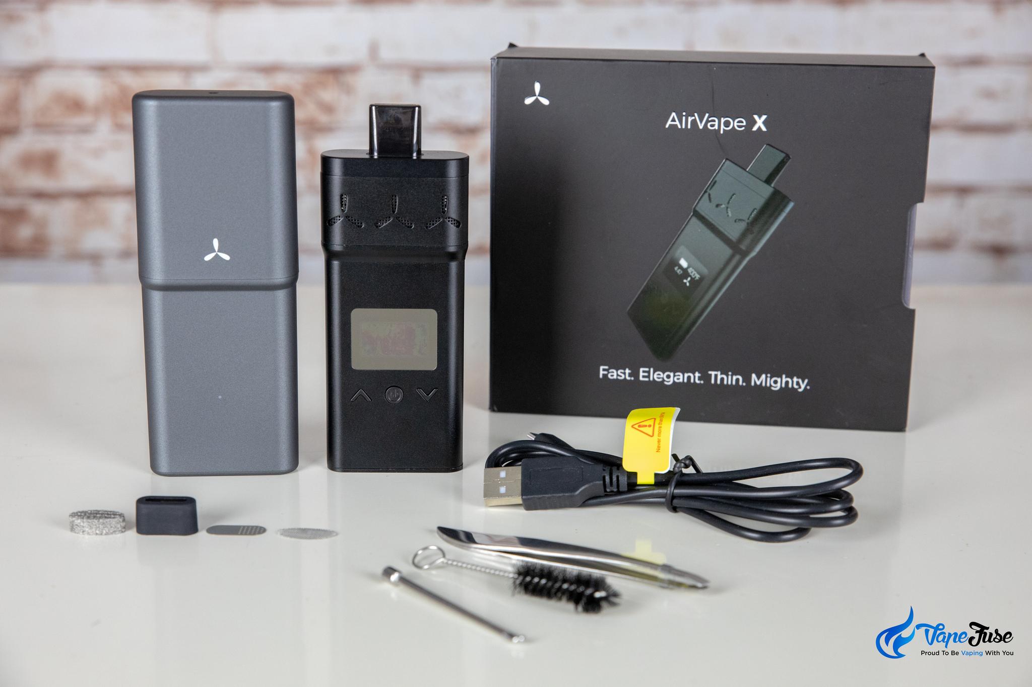 AirVape X full kit