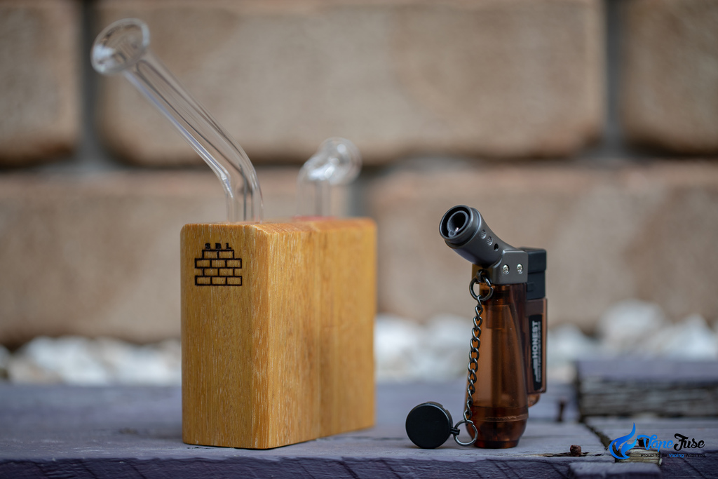 Sticky Brick Labs Runt Manual Vaporizer Review