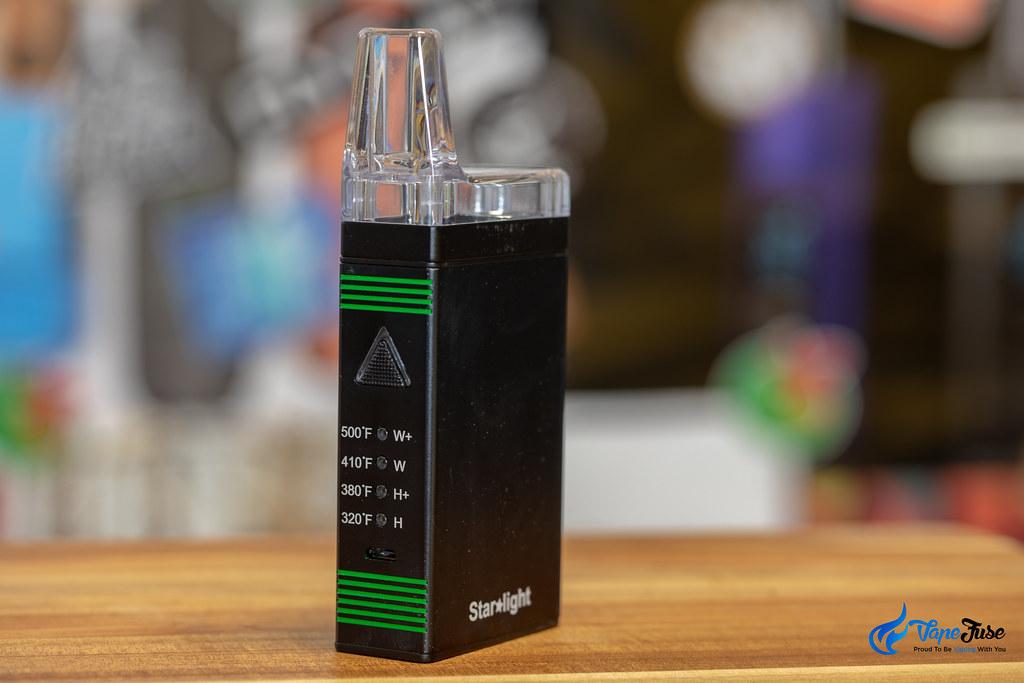 Atman Starlight Portable Vaporizer Review
