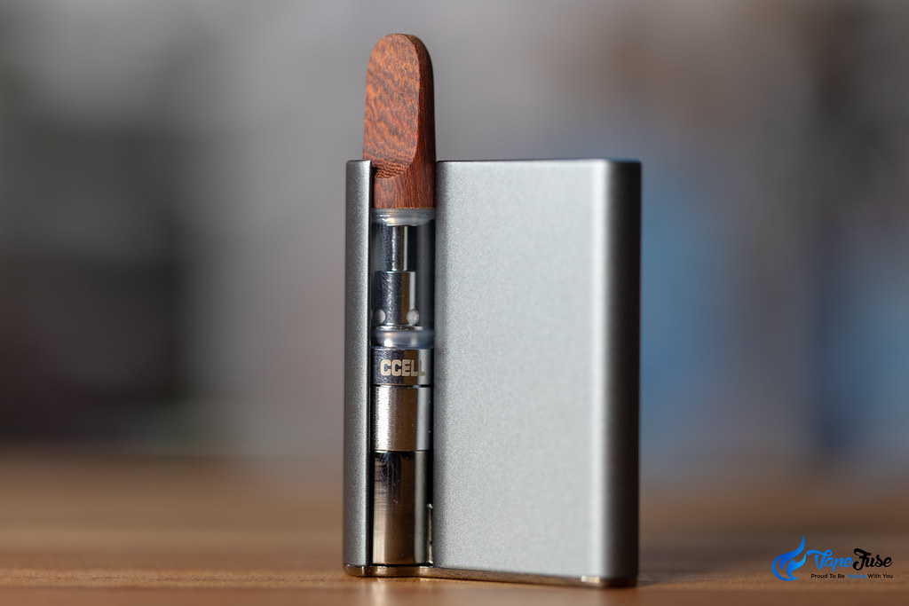 CCell Palm grey with cartridge