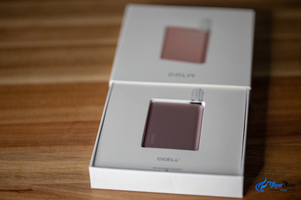 CCell Palm Pink in box