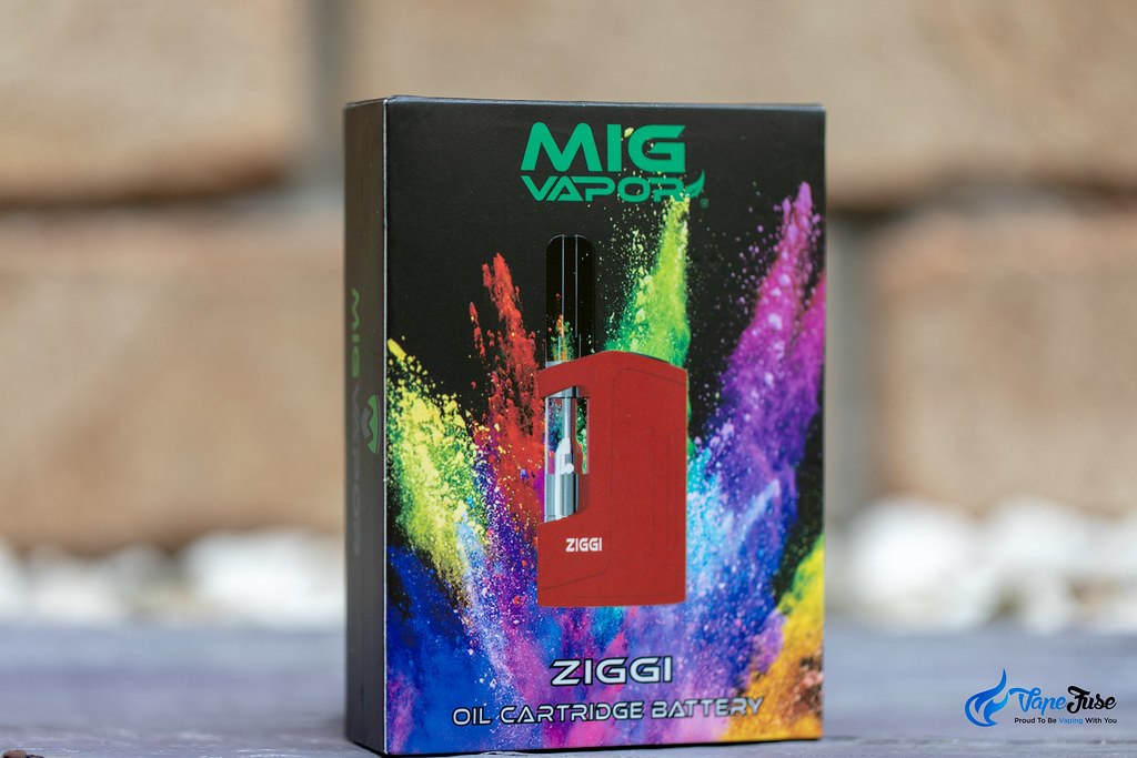 The 'Z' 510 Thread Oil Concealer Battery Box by Mig Vapor