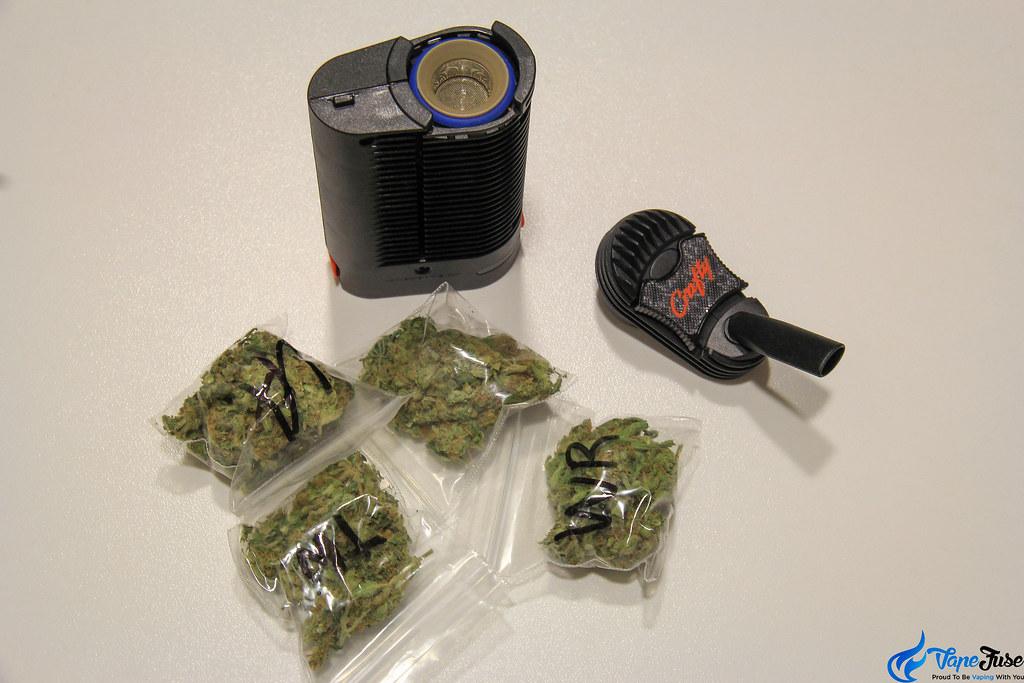 Crafty Portable Dry Herb Vaporizer