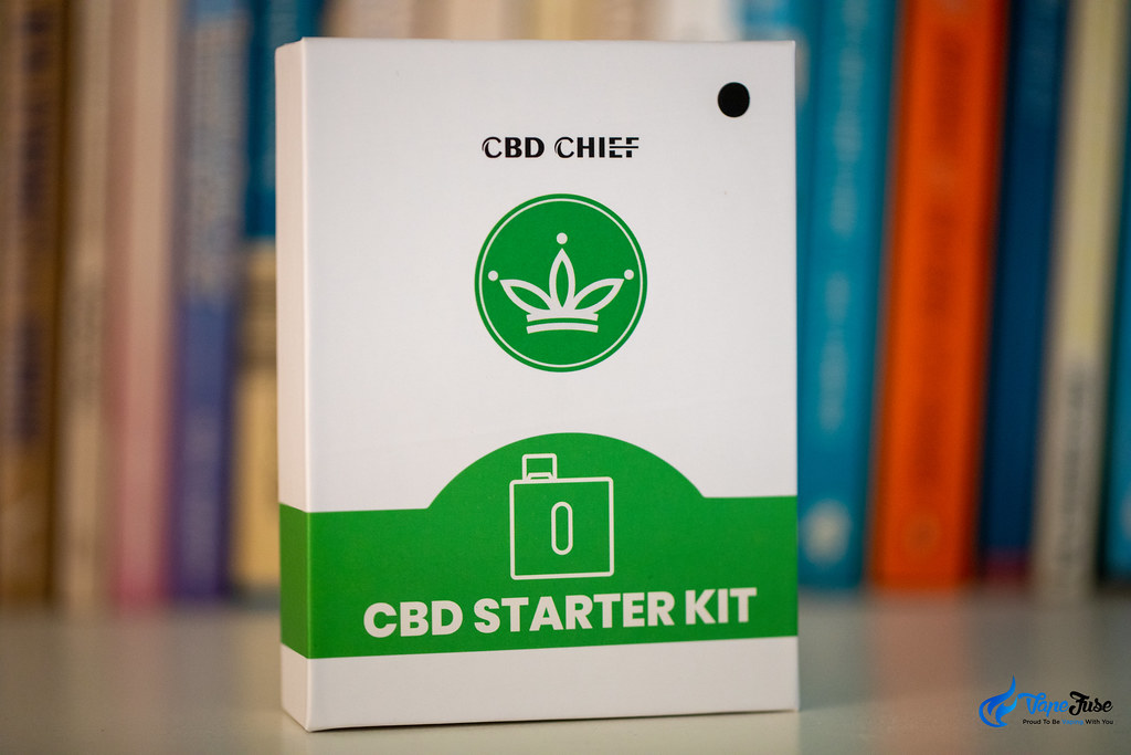 CBD Chief - CBD Vaporizer Starter Kit