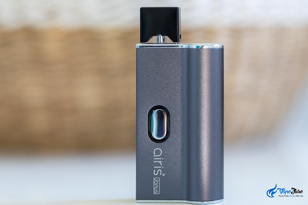 Airis Janus Oil Vaporizer with pod