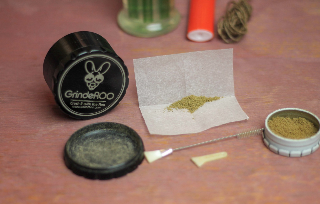 can you vape kief?