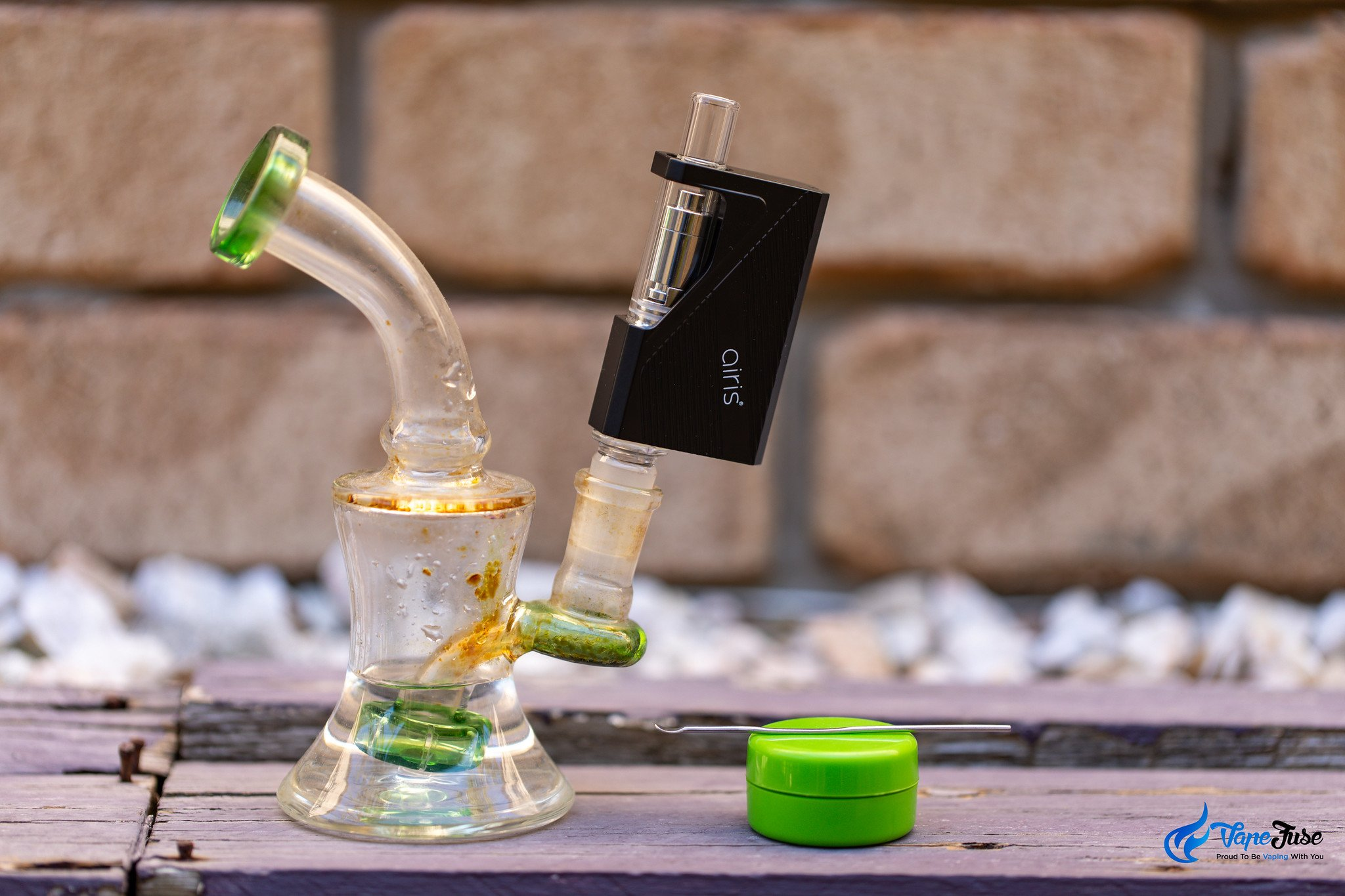 Airis Dabble Wax Vaporizer Review