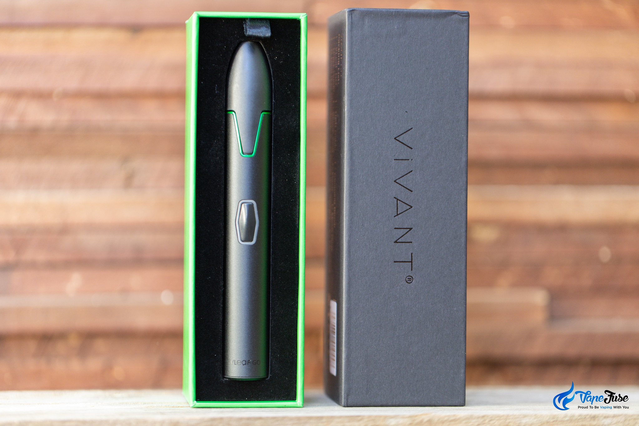 Vivant VLeaF Go Portable Vaporizer Review