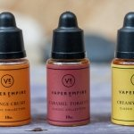 Vaper Empire Classic Collection e-Liquids Review