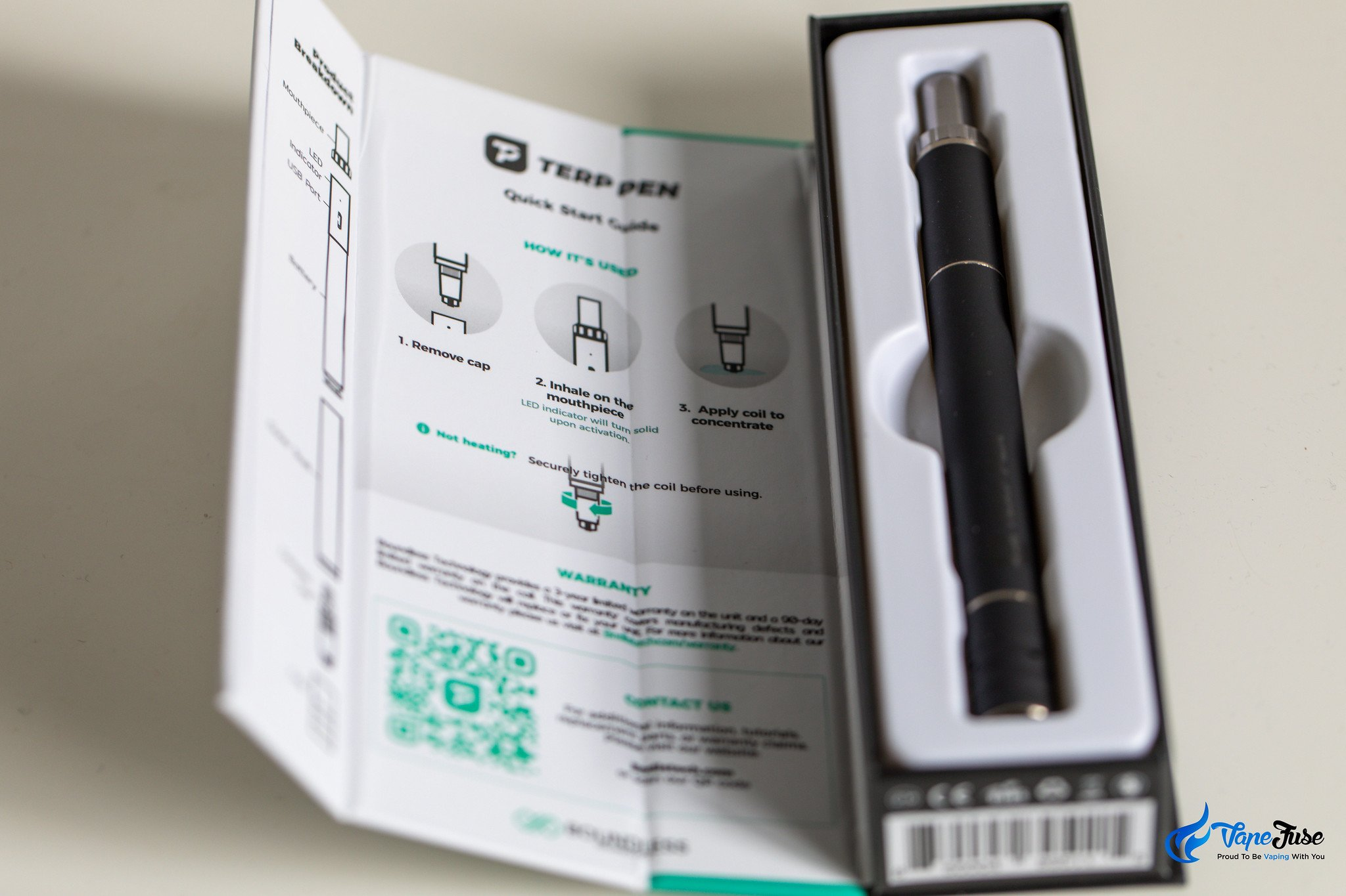 Boundless Terp Pen and Terp Pen XL Review