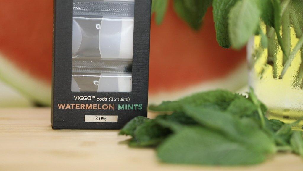 Watermelon Mint Viggo Pod Flavour