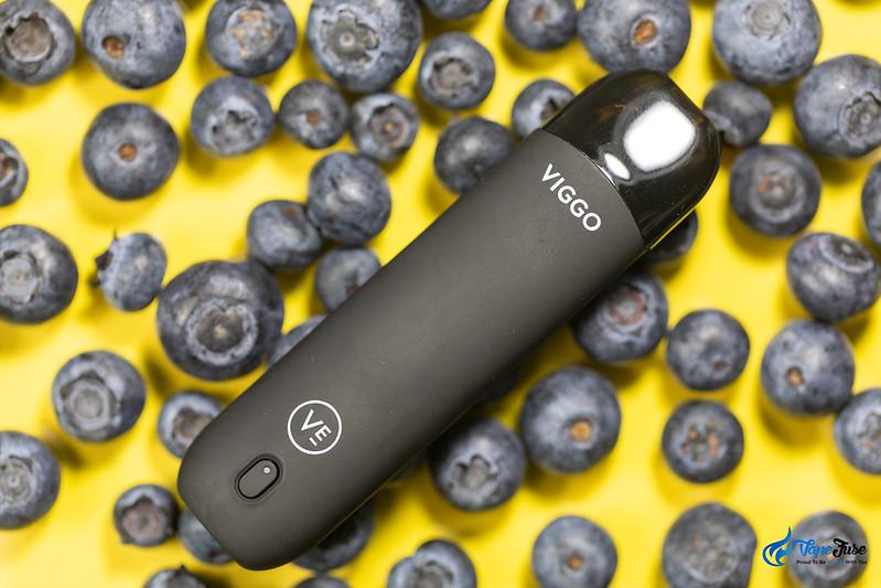 Vaper Empire Blueberry Viggo Pod Review