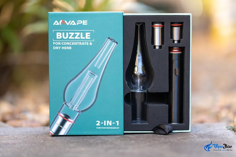 Aovape Buzzle 2 in 1 Vape Pen Review